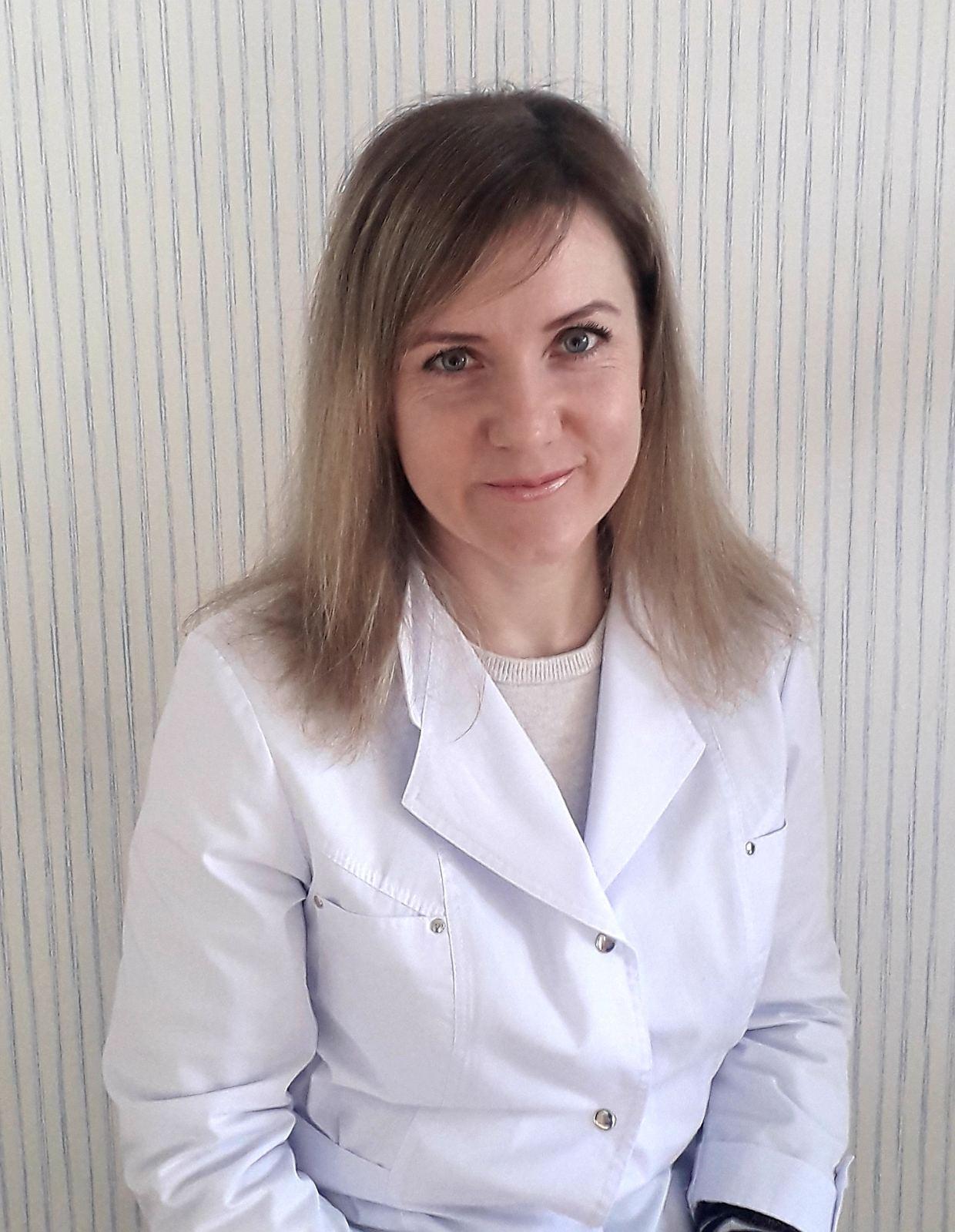 Старшая медицинская сестра отделения организации медицинской помощи несовершеннолетним в образовательных организациях Кобзева Ольга Алексеевна