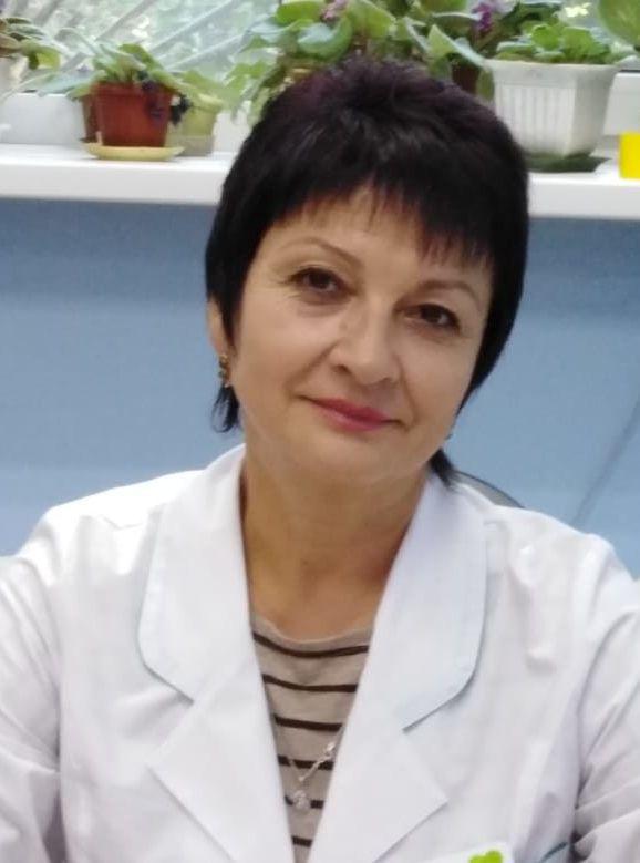 Главная медицинская сестра Глебова Валентина Васильевна