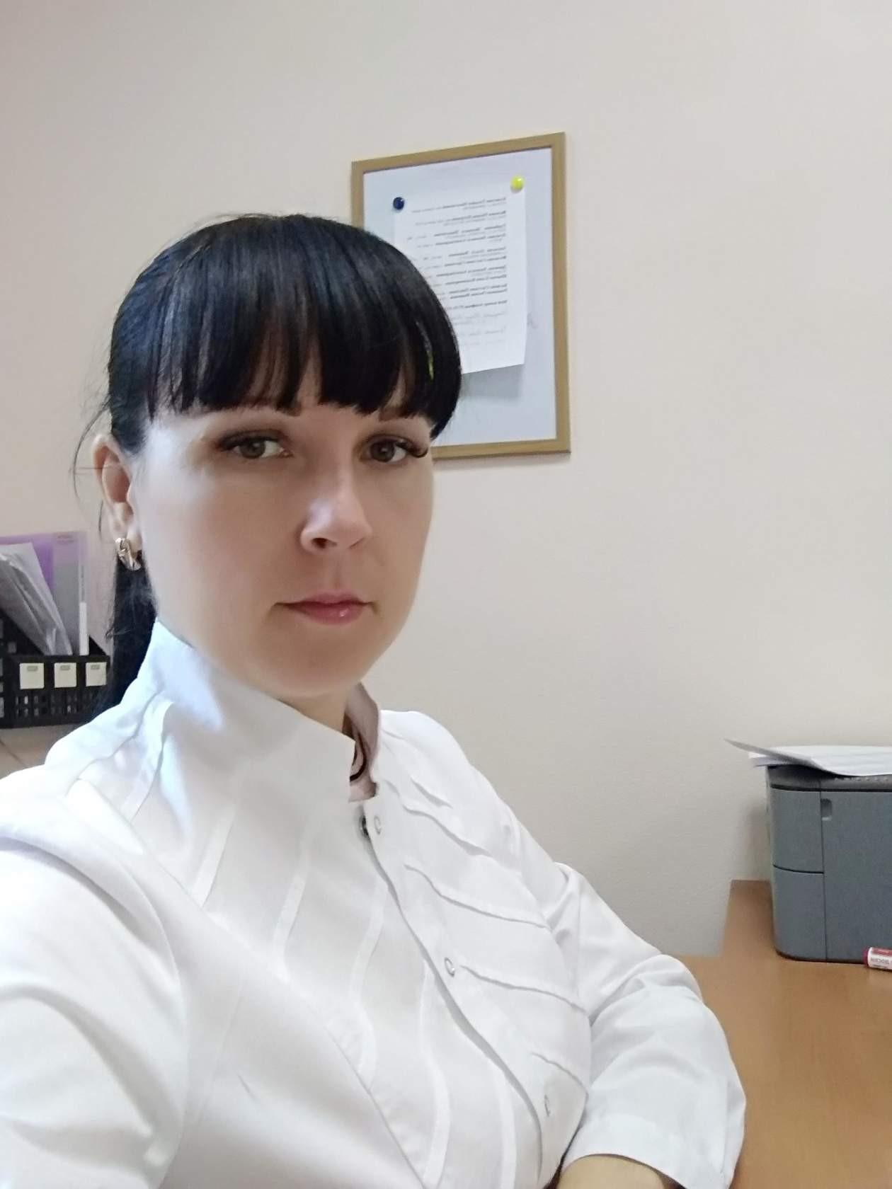 Заведующий профилактическим отделением Дулькина Инна Игоревна