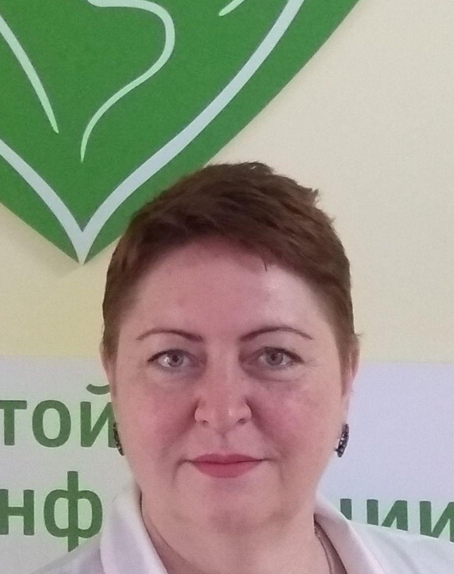 Старшая медицинская сестра 3-го детского поликлинического отделения Швачко Елена Владимировна