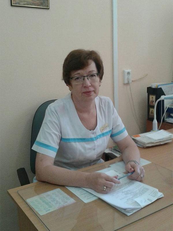 Заведующий 1-м детским поликлиническим отделением Акельева Ольга Ивановна