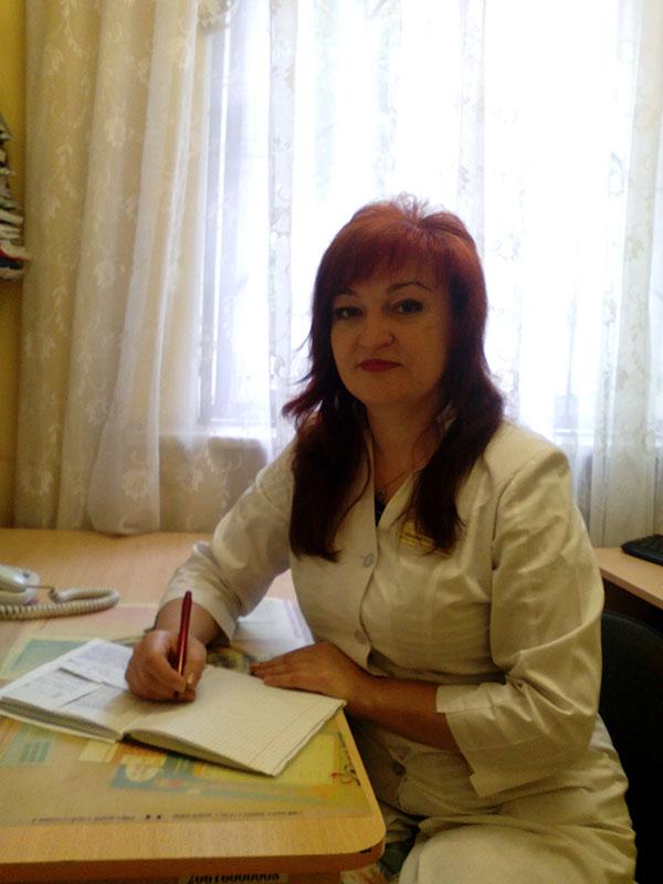Заместитель главного врача по клинико-экспертной работе Волкова Оксана Петровна